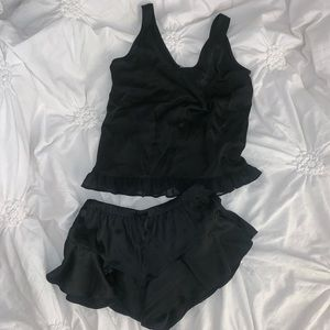 VS Satin Pajama Set
